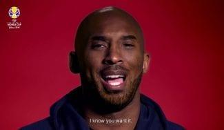 Kobe Bryant será el embajador del Mundial 2019: éste es su reto a España