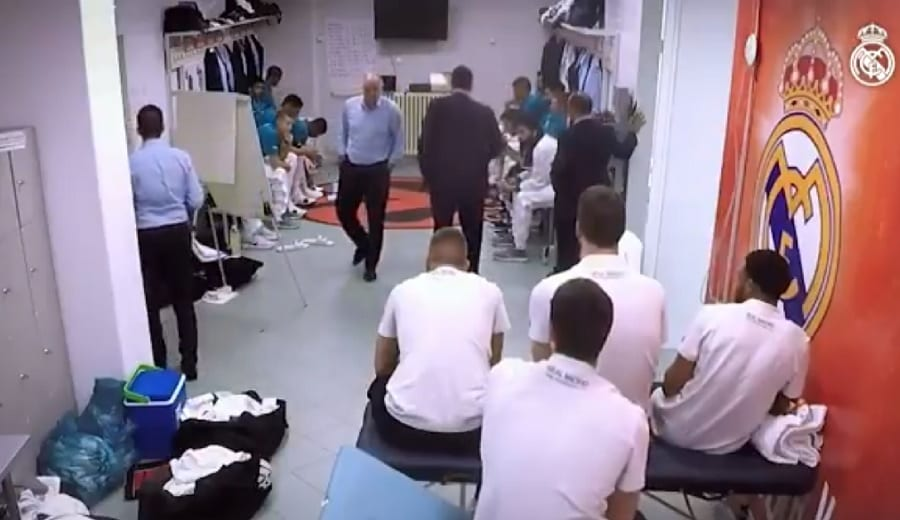 Así motivó Pablo Laso al Real Madrid antes de ganar La Décima