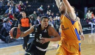 El Gran Canaria consigue su primera victoria a domicilio en la Euroliga