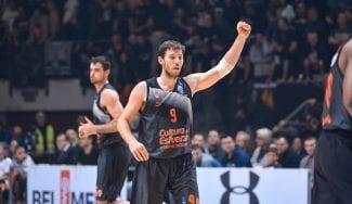 El Valencia Basket se une al Unicaja en el Top-16 de la EuroCup