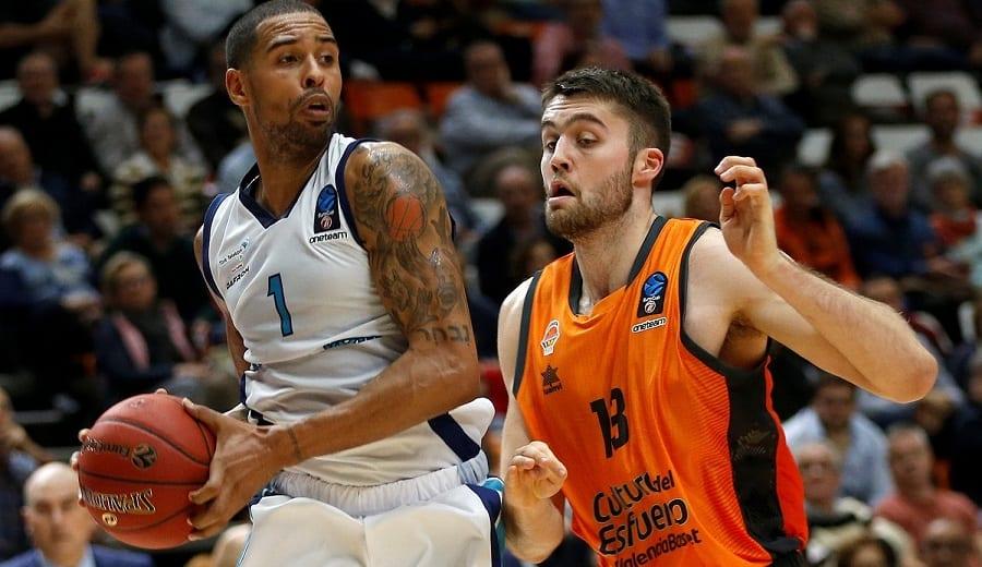 Pleno de los ACBs en la jornada 7 de la EuroCup