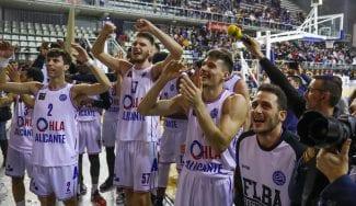 Fundación Lucentum, ganador de la Copa LEB Plata ante el Zamora