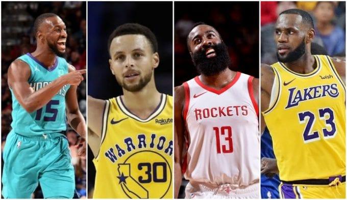 Las mejores exhibiciones anotadoras de la temporada NBA
