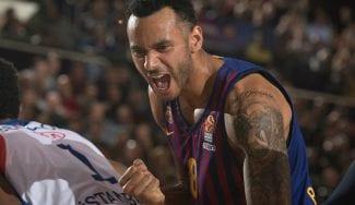 El Barcelona Lassa remonta para derrotar al Anadolu Efes