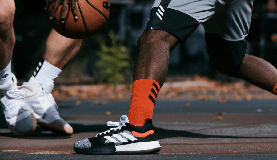 Adidas Marquee Boost, la zapatilla más cómoda del baloncesto