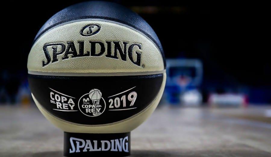 Puesta de largo del balón oficial de la Copa del Rey 2019