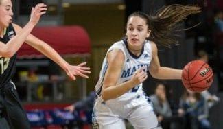 Blanca Millán destaca entre la armada española de la NCAA femenina