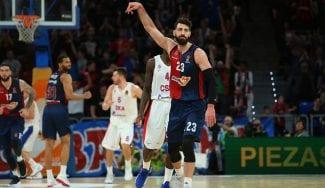 KirolBet Baskonia gana al CSKA esperando que éste sea su punto de inflexión
