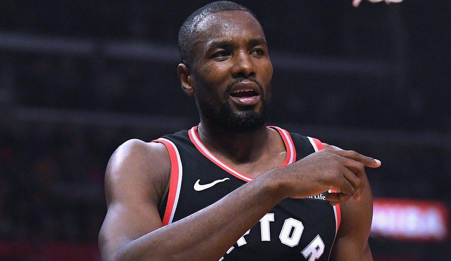 Ibaka tira de las orejas a los fans de Toronto por mofarse de Durant