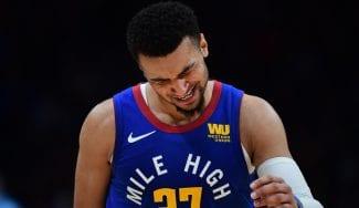 El sublime partido de Jamal Murray: 9 triples, a la altura de LeBron, victoria…