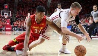 Joshua Tomaic: «Volvería a tomar la decisión de venir a Maryland»