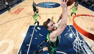 Gordon Hayward hace historia en la franquicia de los Boston Celtics