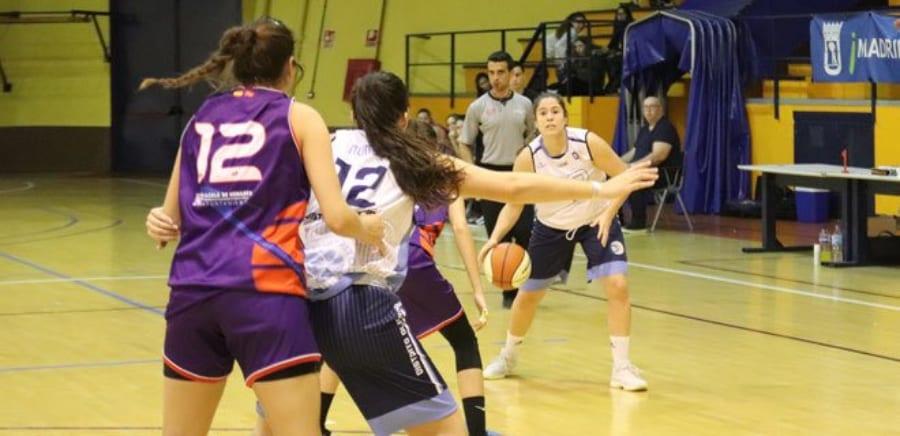 Baloncesto Torrelodones y Distrito Olímpico abren hueco en lo alto de la tabla #FBM