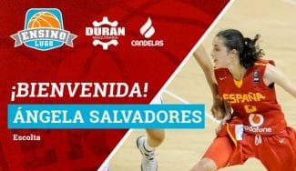Ángela Salvadores ficha por Ensino Lugo