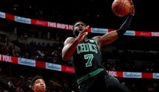 La paliza histórica de los Boston Celtics a los Chicago Bulls. ¡56 puntos!