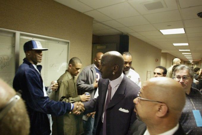 """LeBron, sobre el día que conoció Jordan: """"Como conocer a Dios por primera vez"""""""