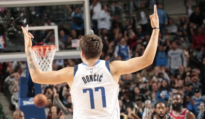 Tremenda crítica a la votación de Luka Doncic para el All-Star Game