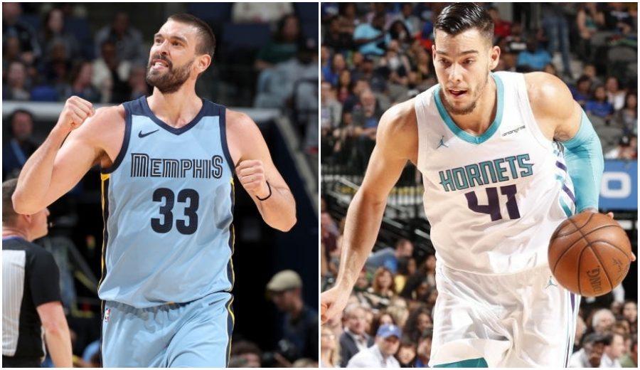 La noche de los españoles NBA: Primer doble-doble de Willy, Marc roza el triple-doble