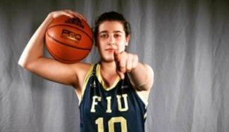 Paula Orenes, la española más destacada de la semana en la NCAA