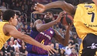 El Barça Lassa domina al Olympiacos en El Pireo con un inicio arrollador