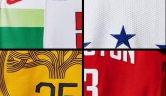 Ven la luz las equipaciones Nike NBA Earned Edition