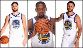 Lo mejor de las actuaciones 50+ de los Warriors esta temporada