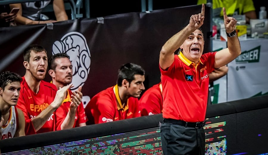 Scariolo revela la clave que ha llevado a España a clasificarse para el Mundial