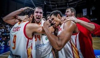 España vence a Ucrania y se clasifica para el Mundial 2019