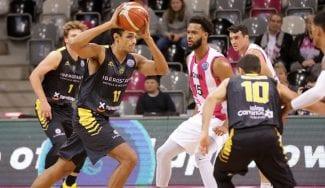 Iberostar Tenerife remonta a base de triples y gana en la prórroga en Bonn