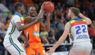 El Andorra se clasifica para el Top-16 de la EuroCup pese a perder