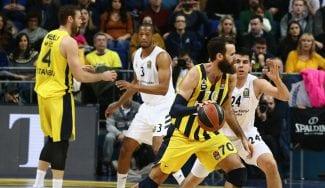 Un 2+1 de Datome decide el Fenerbahçe-Madrid en el que expulsaron a Llull