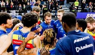 El Andorra gana y evita a los españoles en el Top-16 de la EuroCup