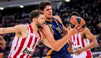 Spanoulis dirige la contundente victoria del Olympiacos al Granca