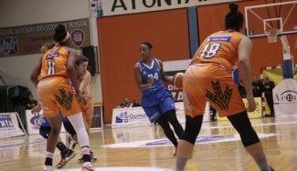 El debut de Jewell Loyd, campeona de la WNBA, con el Avenida en la Liga DIA