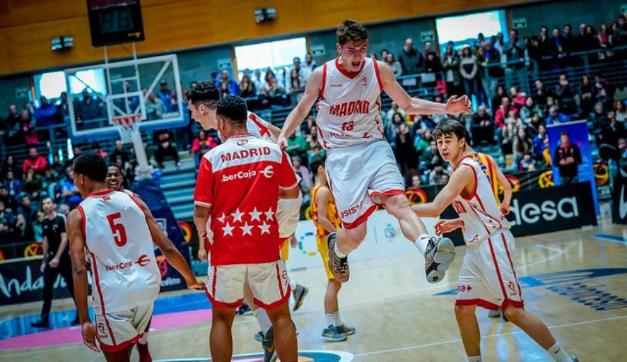 Los 7 nombres del Campeonato de España Cadete Masculino de Comunidades Autónomas