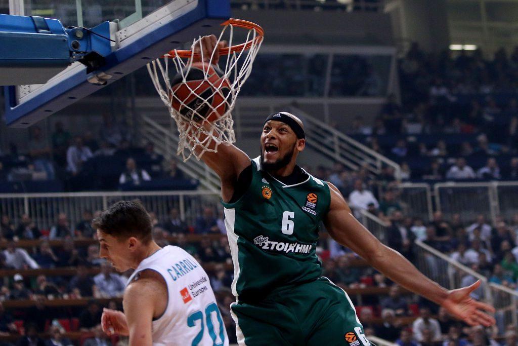 Otro exNBA para el Panathinaikos: vuelve Adreian Payne
