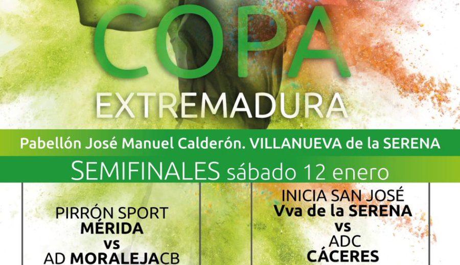 Previa de la Copa de Extremadura 2019