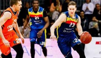 El Morabanc Andorra sigue invicto en el Top16 de la Eurocup