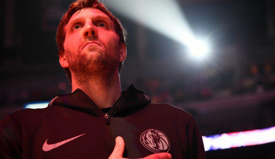 Homenaje a Nowitzki: 'Una cima llamada Dirk', por Andrés Monje