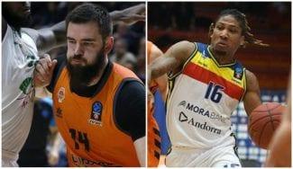 Valencia Basket se impone a Unicaja y Morabanc Andorra vence en Zagreb