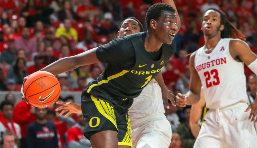 Bol Bol puede perderse el resto de la temporada NCAA