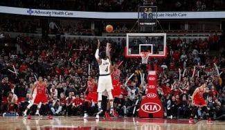Final de locos en el Bulls-Pacers: triple a tablero, otro invalidado…