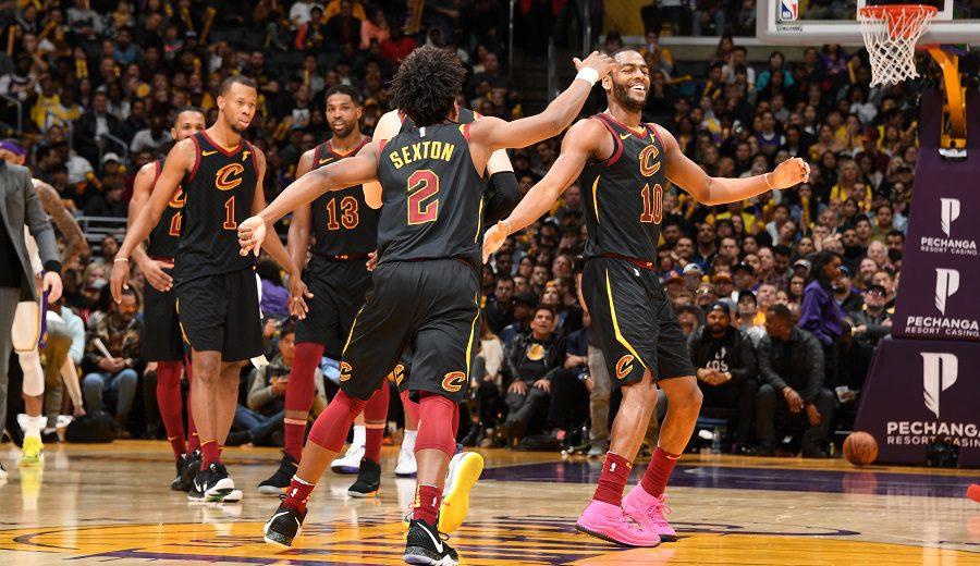 El colmo para un LeBron ausente: que estos Cavs ganen a los Lakers en el Staples