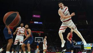 """Arturas Gudaitis apunta a la NBA: """"Estoy más cerca que nunca"""""""