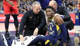 Desastre en Indiana: Victor Oladipo se perderá lo que resta de temporada
