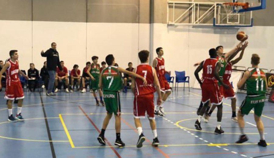 Paliza de +51 para abrir el Campeonato de España de Comunidades Cadete #FBM