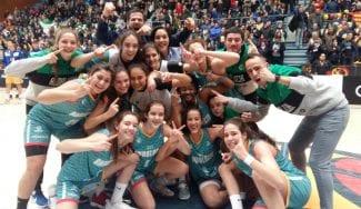 Andalucía conquista el campeonato femenino cadete de Comunidades Autónomas