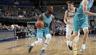 Los Dallas Mavericks trataron de hacerse con Kemba Walker