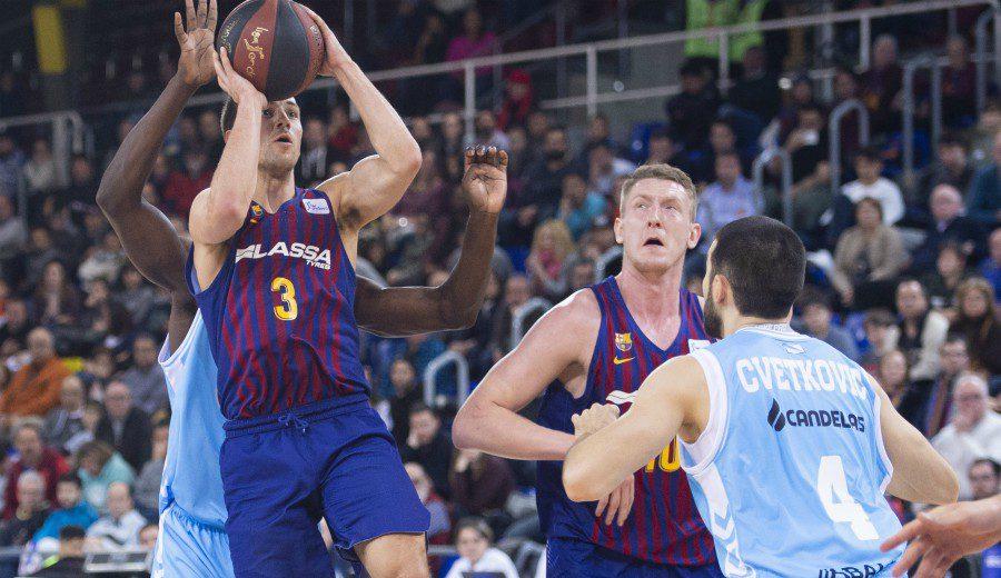 El Barcelona Lassa se proclama campeón de invierno