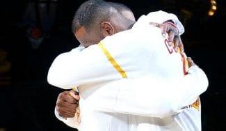 """Kyrie Irving pide disculpas a LeBron James por su """"juventud"""""""